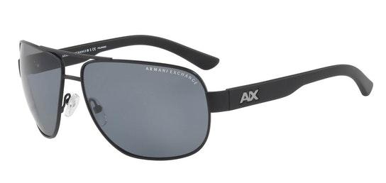 AX 2012S (6063) Sunglasses Grey / Black