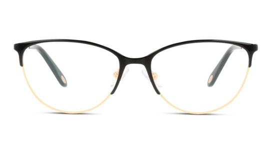 TF 1127 Women's Glasses Transparent / Black