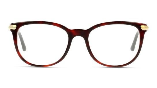 BE 2255Q (3657) Glasses Transparent / Tortoise Shell
