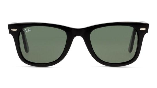 Wayfarer Ease RB 4340 (601) Sunglasses Green / Black