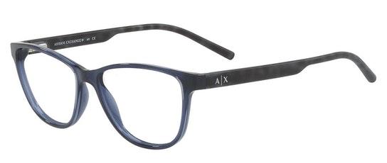 AX 8237 Women's Glasses Transparent / Transparent