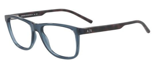 AX 3048 (8238) Glasses Transparent / Blue