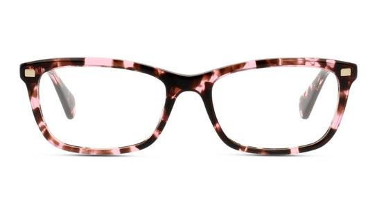 RA 7089 Women's Glasses Transparent / Pink