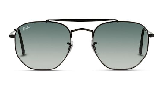 The Marshal RB 3648 (002/71) Sunglasses Green / Black