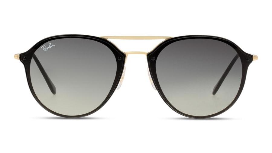 Ray-Ban Blaze Doublebridge RB 4292N Men's Sunglasses Grey / Black