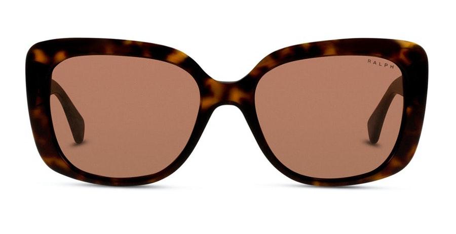 Ralph by Ralph Lauren RA 5241 Women's Sunglasses Brown / Tortoise Shell