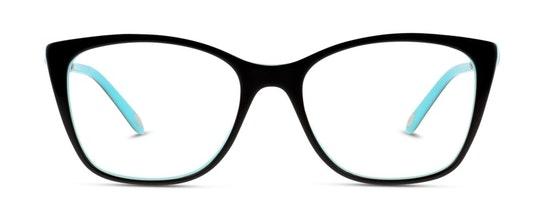 TF 2160B Women's Glasses Transparent / Black