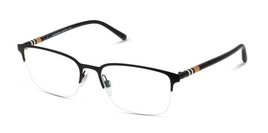 BE 1323 Men's Glasses Transparent / Black