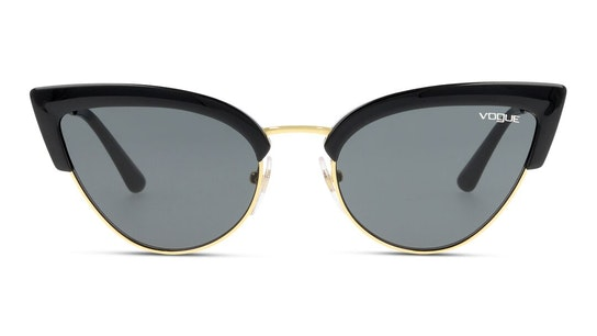 VO 5212S (W44/87) Sunglasses Grey / Black