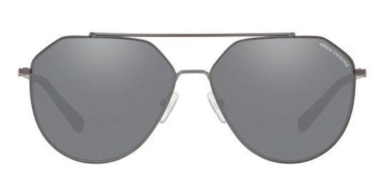AX2023S (60886G) Sunglasses Grey / Grey