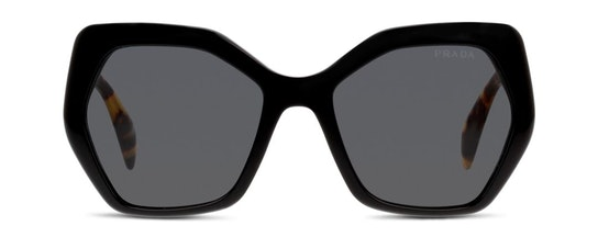 PR 16RS (1AB5S0) Sunglasses Grey / Black