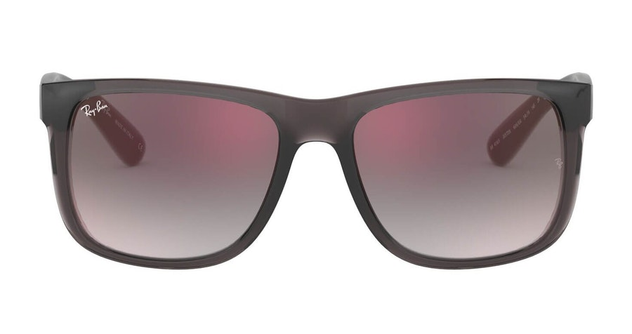 Ray-Ban Justin RB 4165 Men's Sunglasses Red/Grey