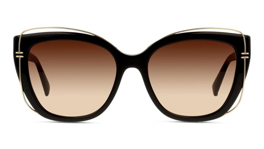 Tiffany & Co TF 4148 Women's Sunglasses Brown / Black