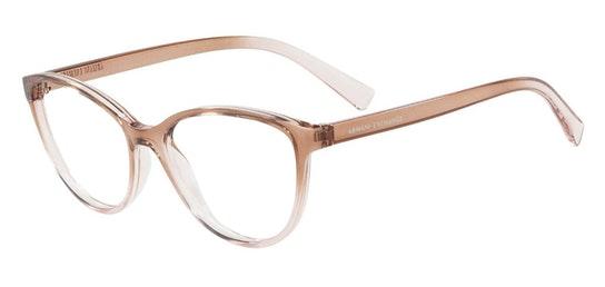 AX 3053 Women's Glasses Transparent / Transparent