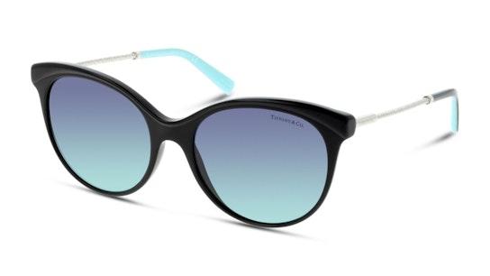 TF 4149 (80019S) Sunglasses Blue / Black