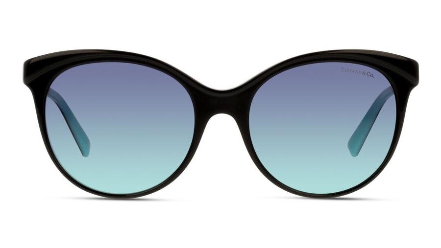 Tiffany & Co TF 4149 Women's Sunglasses Blue / Black