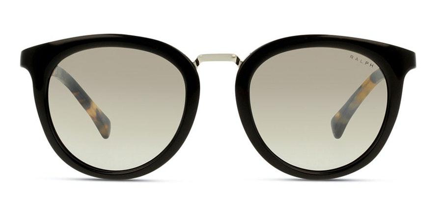 Ralph by Ralph Lauren RA 5207 Women's Sunglasses Silver / Black