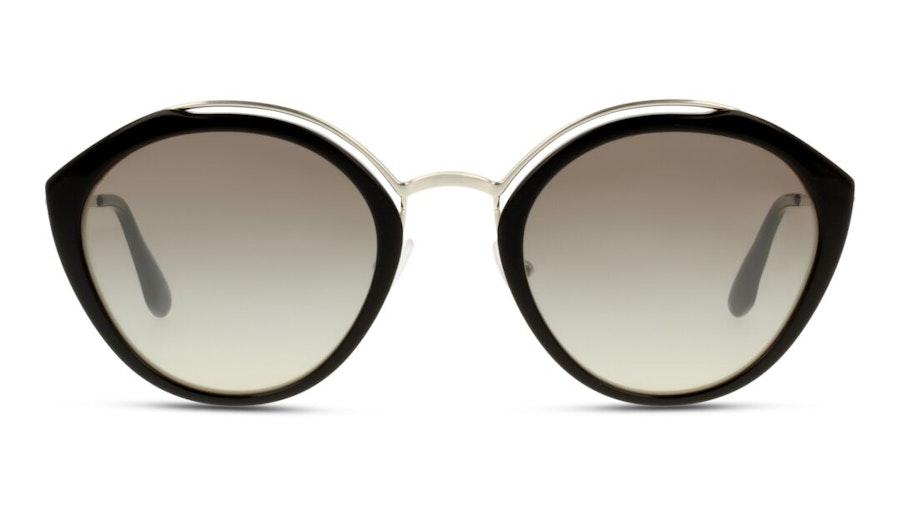 Prada PR 18US Women's Sunglasses Silver / Silver