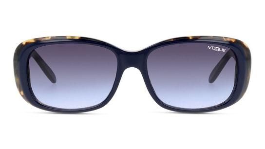 VO 2606S (26474Q) Sunglasses Grey / Tortoise Shell