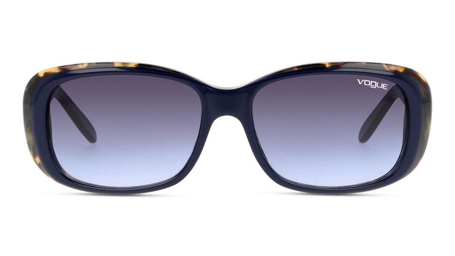 Vogue VO 2606S (26474Q) Sunglasses Grey / Tortoise Shell