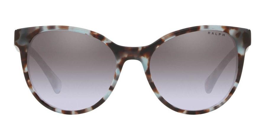 Ralph by Ralph Lauren RA 5250 Woman's Sunglasses Silver/Blue