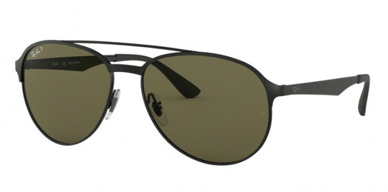 RB 3606 (186/9A) Sunglasses Green / Black