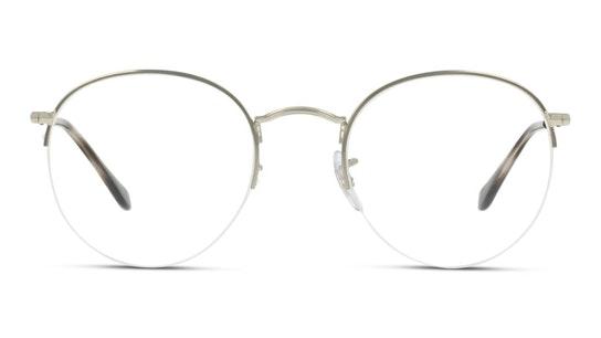 RX 3947V (2501) Glasses Transparent / Silver