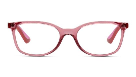 RY 1586 (3777) Children's Glasses Transparent / Red
