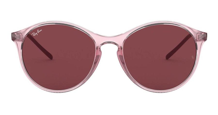 Ray-Ban RB 4371 (640075) Sunglasses Pink / Pink