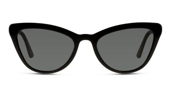 PR 01VS Women's Sunglasses Grey / Black