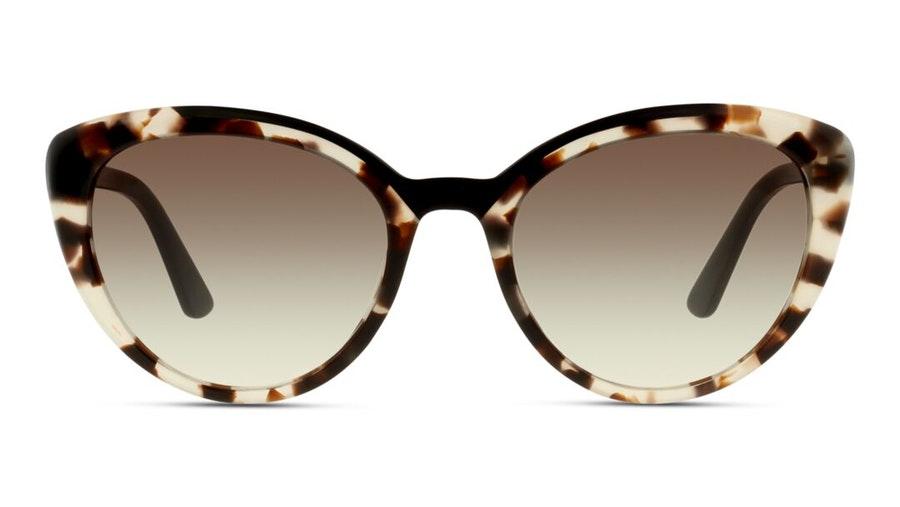 Prada PR 02VS (3980A7) Sunglasses Grey / Tortoise Shell