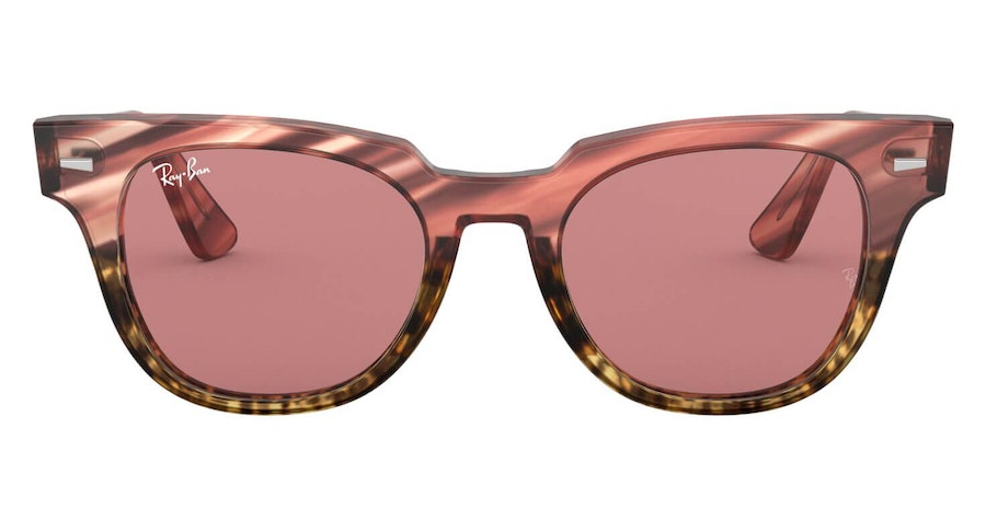 Ray-Ban Meteor RB 2168 Men's Sunglasses Violet/Pink