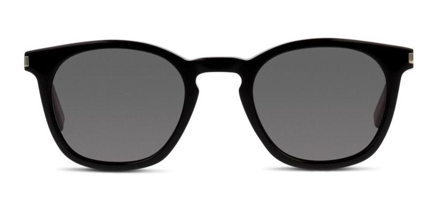 Saint Laurent SL 28 Men's Sunglasses Grey / Black