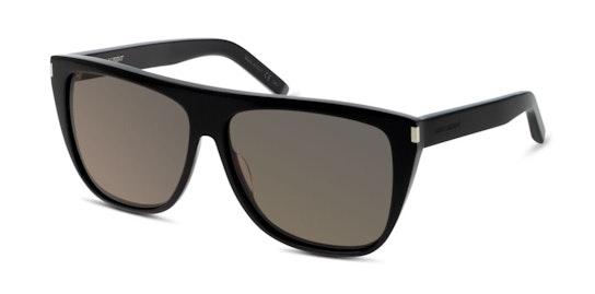 SL 1 002 Men's Sunglasses Grey / Black