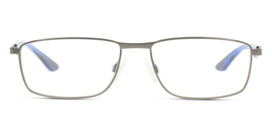 PU 0065O (Large) (008) Glasses Transparent / Silver