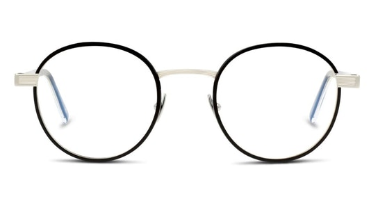 SL 125 Men's Glasses Transparent / Black