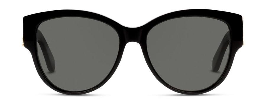 Saint Laurent SL M3 (002) Sunglasses Grey / Black