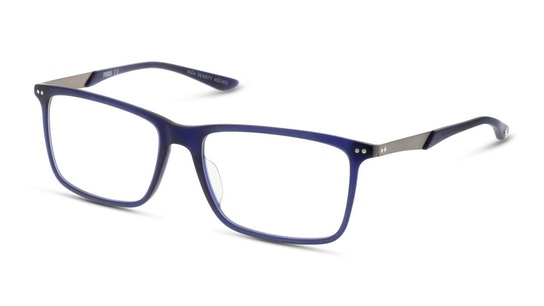 PU 0096O (Large) (010) Glasses Transparent / Blue