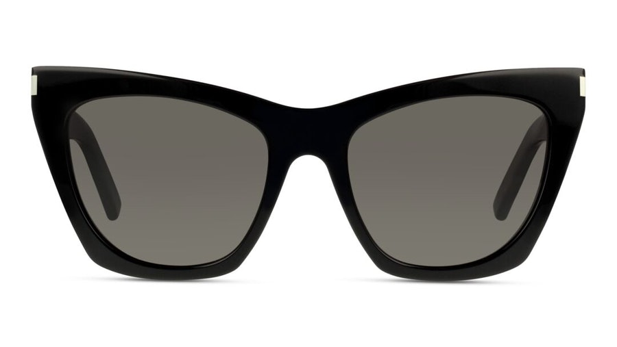Saint Laurent Kate SL 214 Women's Sunglasses Grey / Black