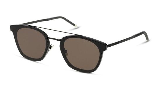 Metal SL 28 Men's Sunglasses Grey / Black