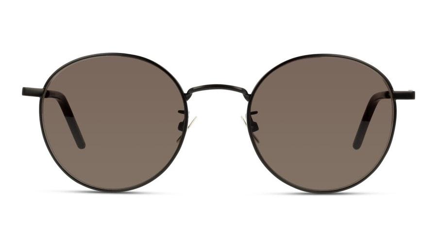 Saint Laurent SL 250 (001) Sunglasses Grey / Black
