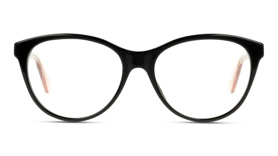 GG 0486O (004) Glasses Transparent / Black