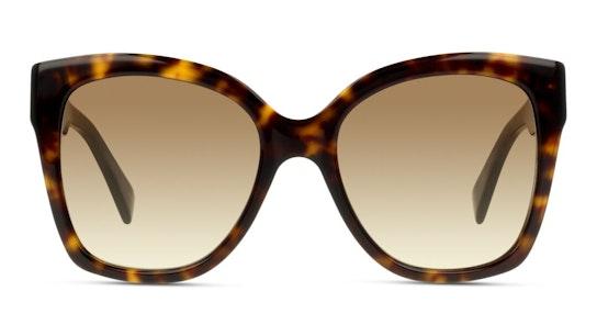 GG 0459S (002) Sunglasses Brown / Havana