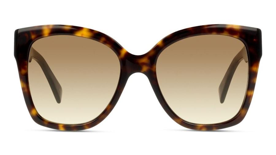 Gucci GG 0459S Women's Sunglasses Brown / Havana