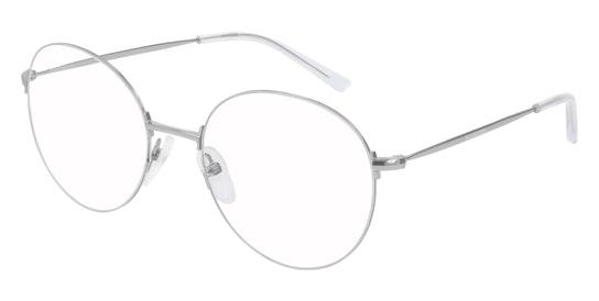 BB 0035O (002) Glasses Transparent / Silver