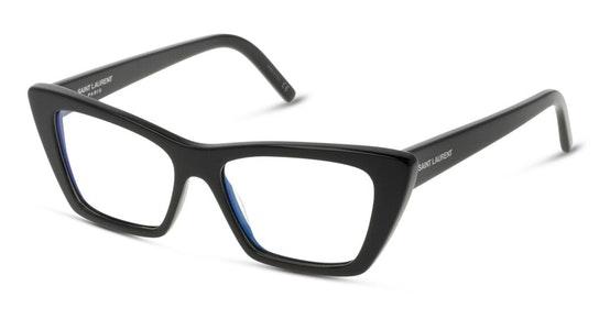 SL 291 Women's Glasses Transparent / Black