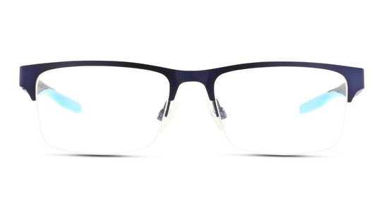 PU 0233O (Large) (002) Glasses Transparent / Navy