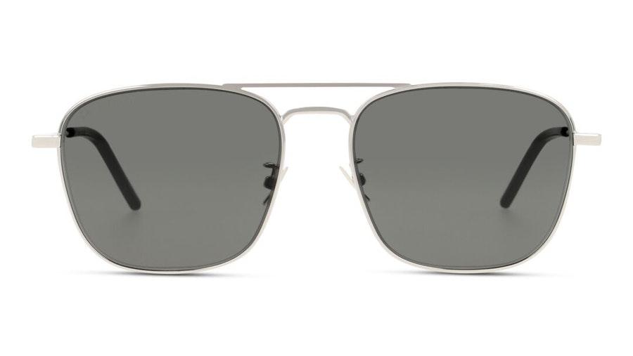 Saint Laurent SL 309 Men's Sunglasses Grey / Silver