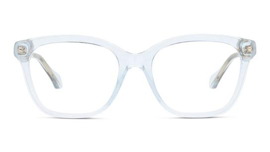 GG 0566O Women's Glasses Transparent / Blue
