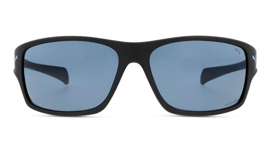 PE 0002S Men's Sunglasses Blue / Black
